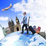 海外旅行用スーツケース大型でおすすめはグリフィンランド!TSA付きでアメリカ旅行も安心