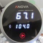 真空調理器anovaの使い方を詳しく解説してみた