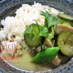 グリーンカレーペーストを自家製で作る!辛さ調節OKな本格的な味にを!