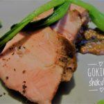 真空調理と豚肩ロースを使ったローストポークの作り方 簡単レシピ