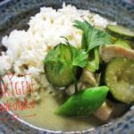 真空調理でグリーンカレー。本格的な味&しっとり鶏肉レシピ